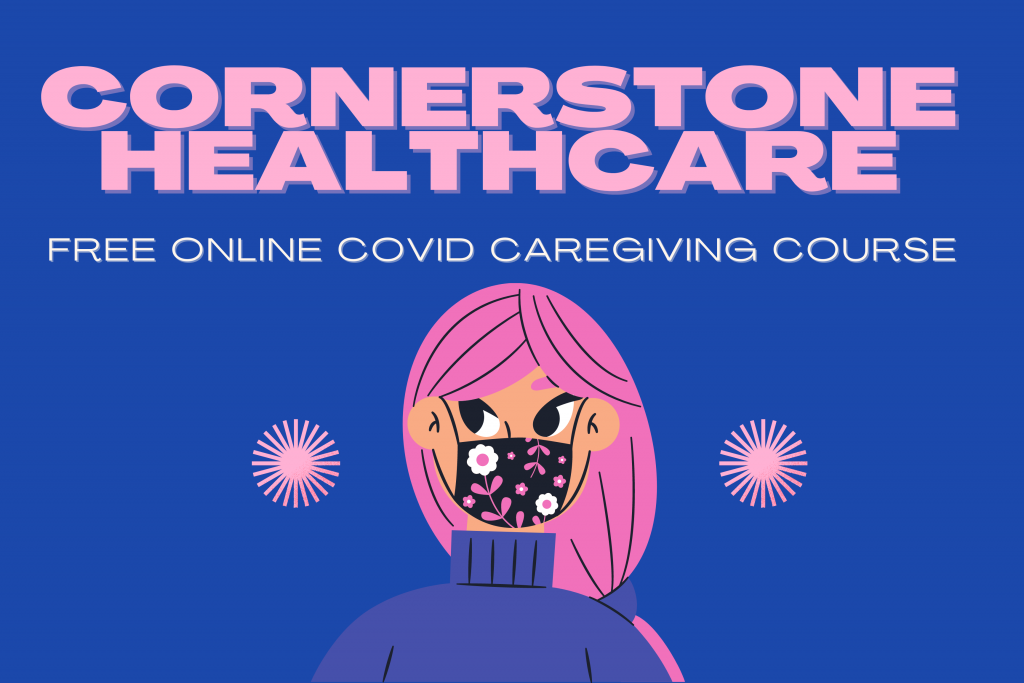 Free Online Covid Caregiving training